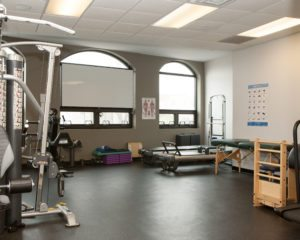 "Workout Room in the ""Prestige Health & Wellness"" in the Bayside"